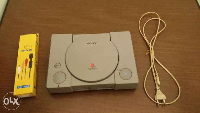 Playstation one 1 بلايستيشن