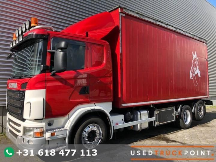 Scania G480 / Crane / Retarder / Manual / 6X2 / Hydraulic / TUV - 2011