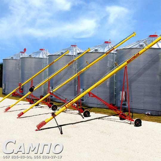 Westfield New  WR80-61, Mobilnyy shnekovyy transporter, Kanada grain