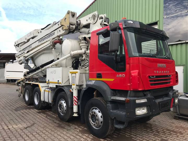 Iveco A410T Putzmeister 31 m - 2006