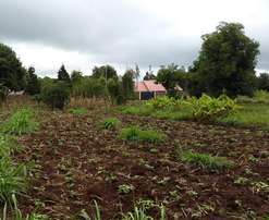 One acre for development in lower kabete