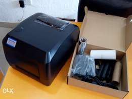 Pos Label Printer with Ribbon
