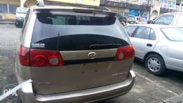 Xtremely Clean Tokunbo Toyota Sienna /2007