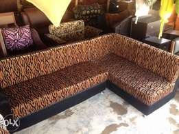 Quality L-shaped Sofa