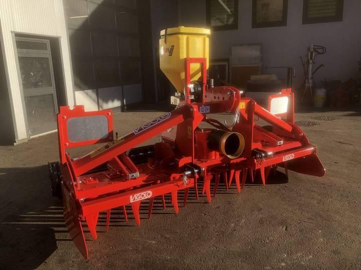 Vigolo EN-SKEL 300 Kombimaschine - 2018