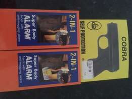3pc Self defense set new