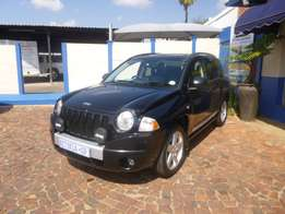 2007 Jeep Compass 2.4 limited a/t