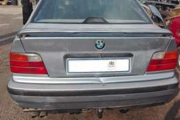 Pre-owned BMW Spares available. E36 being stripped!