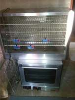 Oven and warmer