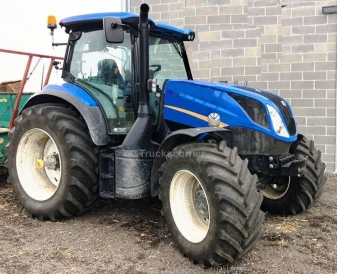 New Holland t6.180 ec - 2017