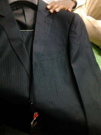 Stripped suits, black and navy blue, all sizes. FREE DELIVERY. Nairobi CBD - image 2