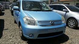 Very clean light blue toyota Raum 2009 model.Buy on hire-purchase!