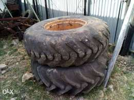 Used Tractor tires for sale