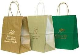 Gifts Bags Printing