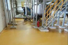 Epoxy And Pu Flooring Services.