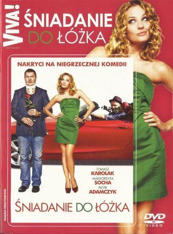 2 Filmy Dvd Ciacho Oraz śniadanie Do łóżka Lublin Olxpl