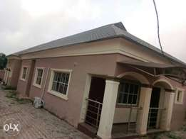 Very neat 3bdrm flat for rent at kelebe osogbo