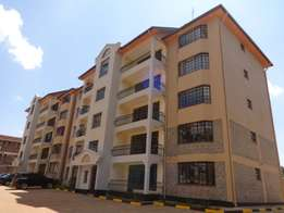 3 bedrooms apartment to let