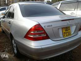 Mercedes-Benz C180 modal 2002 on sale