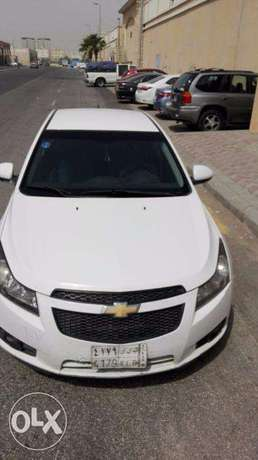 Chevrolet Cruze 1.6, 2012 Model with Automatic Transmission