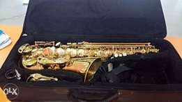 Premier England Fairly Used Sax