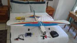 Model Airplane THOR 40 II