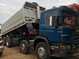 Scania 380 model 2003 for sale