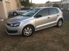 2012 Volkswagen Polo 1.4 with a FSH