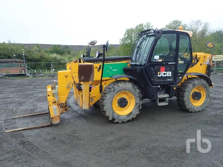 JCB 540-170 4x4x4 - 2014