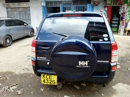 Suzuki Escudo Helly Hansel Edition