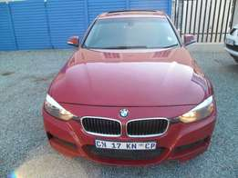 BMW 320i 2013 3 series for sale in Gauteng