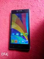 Itel phone with 5inch size