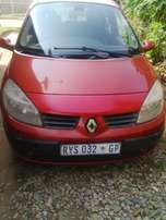 Renault Scenic for sale