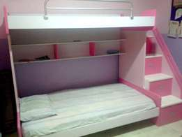 Well Crafted Imported Collapsible Bunk Bed Up For Grabs!