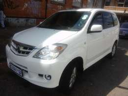 2009 Toyota Avanza 1.5 TX Sport Available for Sale