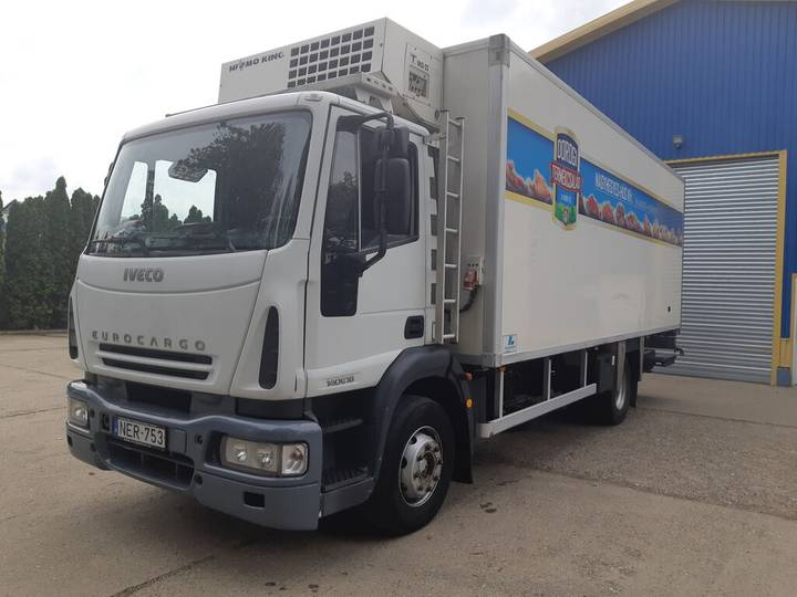Iveco EuroCargo 140E18 Lift Tail - 2005
