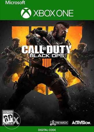 account call of duty ops 4 Xbox