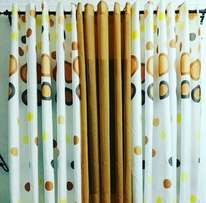 Polka Dot's curtains available in many colours.