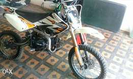 125cc big boy pit bike big wheel !! Urgent!