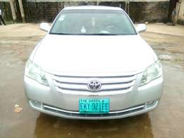 Foreign Used Toyota Avalon 2005