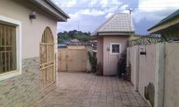 Two bedroom flat in Lugbe FHA