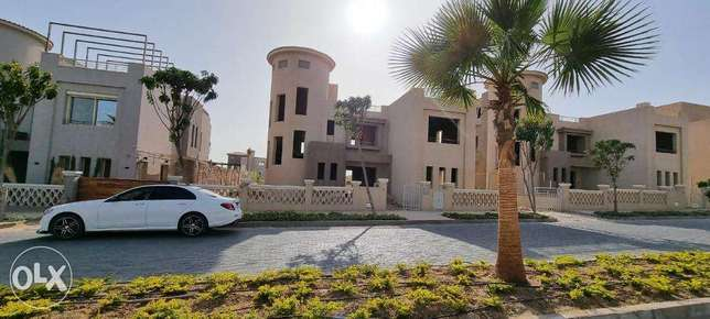 Standalone Villa for sale in Golf extension (Type C)