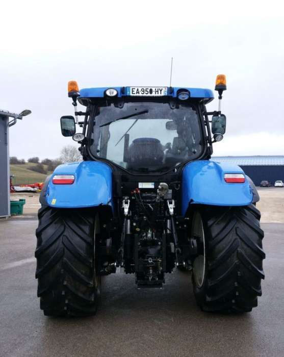 New Holland T6 160 - 2016 - image 4