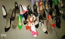 Fairly worn shoes for sale very cheap and afford
