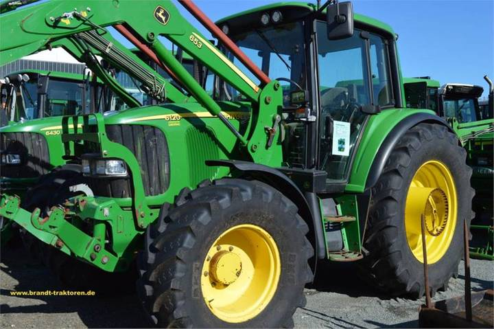 John Deere 6120 - 2007