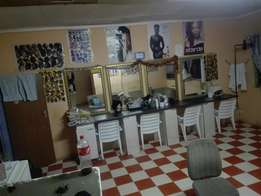 Salon for sell