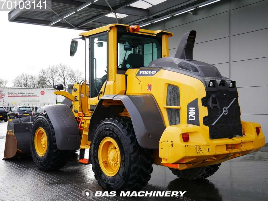 Volvo L70H Clean and ready for work - 2016 - image 2