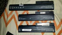 Hp compaq nx & nc batteries in perfect working condition