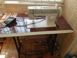 Singer new sewing machine