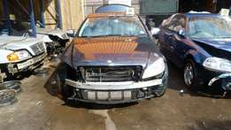Stripping for parts Mercedes Benz C220 Cdi 2009